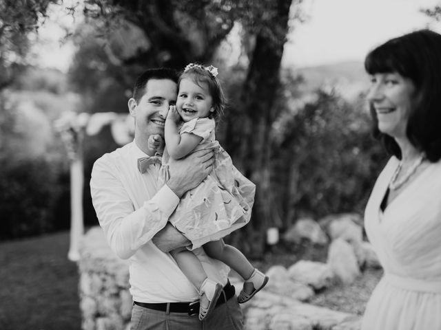Le mariage de Hugo et Chloé à Escragnolles, Alpes-Maritimes 59