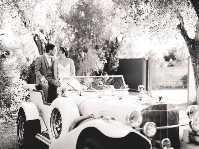 Le mariage de Hugo et Chloé à Escragnolles, Alpes-Maritimes 65