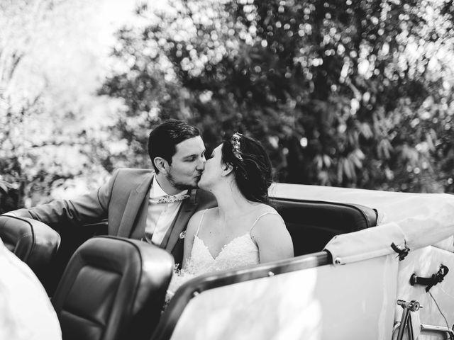 Le mariage de Hugo et Chloé à Escragnolles, Alpes-Maritimes 67