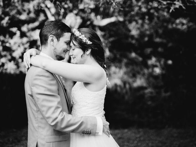 Le mariage de Hugo et Chloé à Escragnolles, Alpes-Maritimes 69