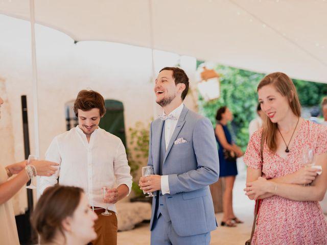 Le mariage de Hugo et Chloé à Escragnolles, Alpes-Maritimes 78