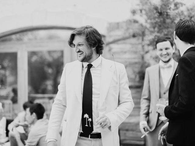 Le mariage de Hugo et Chloé à Escragnolles, Alpes-Maritimes 81