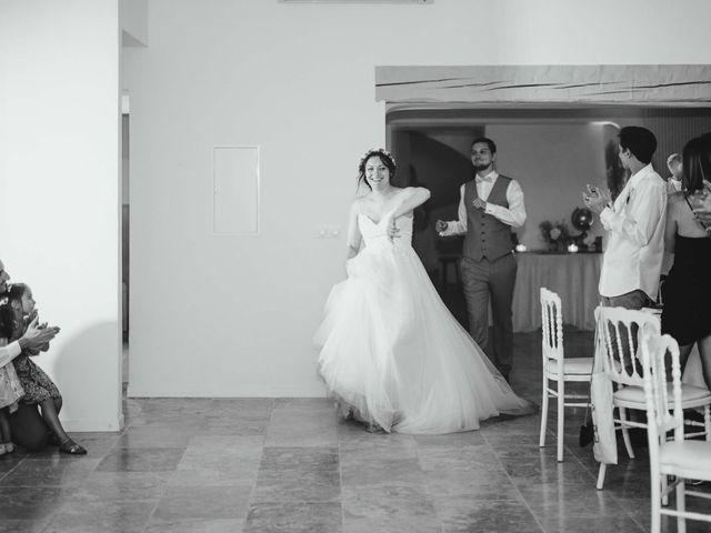 Le mariage de Hugo et Chloé à Escragnolles, Alpes-Maritimes 83
