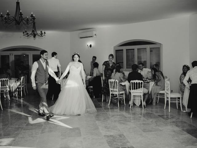Le mariage de Hugo et Chloé à Escragnolles, Alpes-Maritimes 86