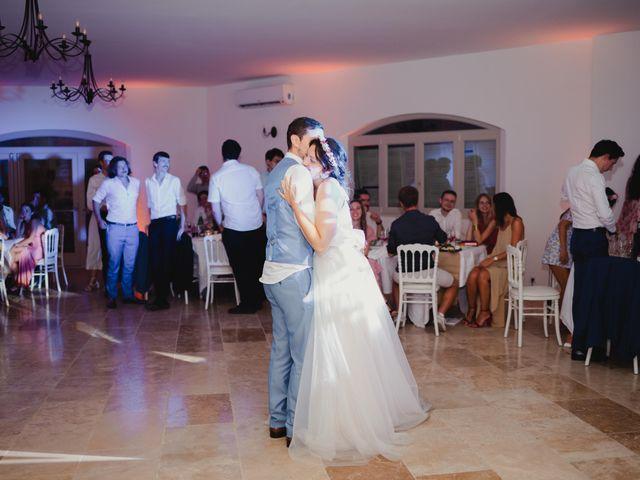Le mariage de Hugo et Chloé à Escragnolles, Alpes-Maritimes 87