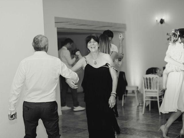 Le mariage de Hugo et Chloé à Escragnolles, Alpes-Maritimes 90