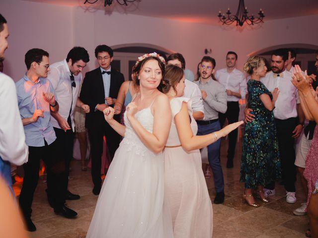 Le mariage de Hugo et Chloé à Escragnolles, Alpes-Maritimes 94