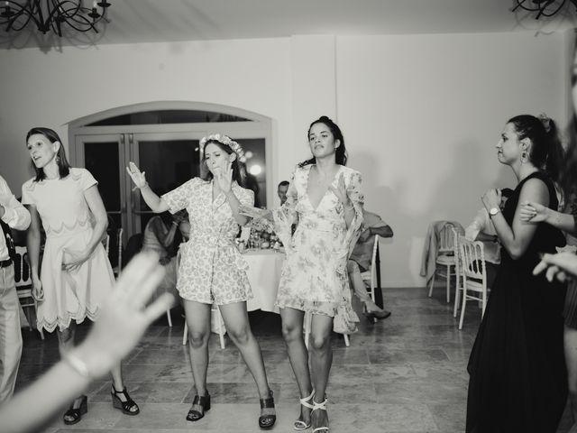Le mariage de Hugo et Chloé à Escragnolles, Alpes-Maritimes 99
