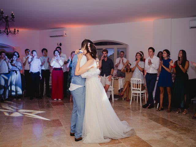 Le mariage de Hugo et Chloé à Escragnolles, Alpes-Maritimes 100