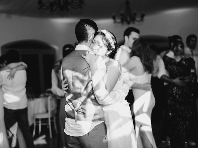 Le mariage de Hugo et Chloé à Escragnolles, Alpes-Maritimes 104