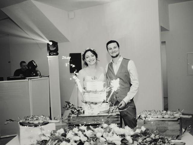 Le mariage de Hugo et Chloé à Escragnolles, Alpes-Maritimes 115