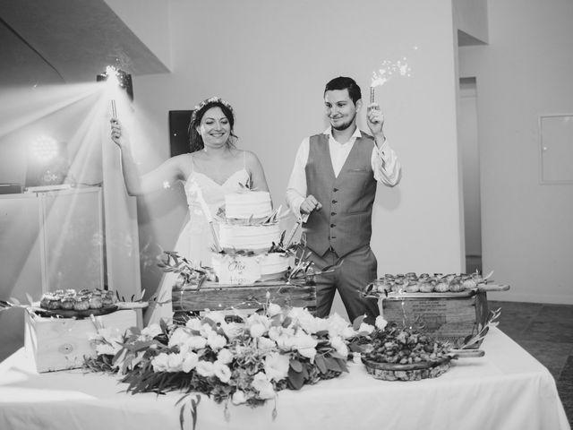 Le mariage de Hugo et Chloé à Escragnolles, Alpes-Maritimes 117