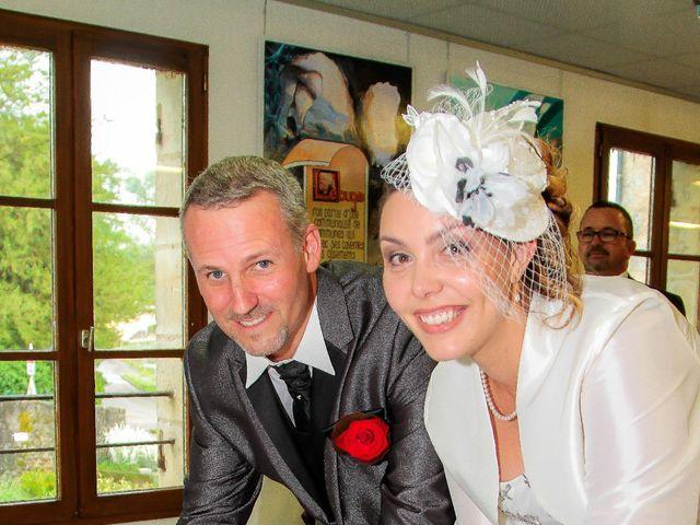 Le mariage de Romuald et Scarlett à Le Bugue, Dordogne 19
