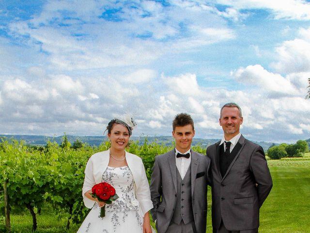 Le mariage de Romuald et Scarlett à Le Bugue, Dordogne 22