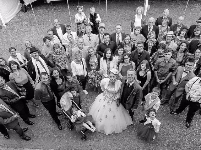 Le mariage de Romuald et Scarlett à Le Bugue, Dordogne 26