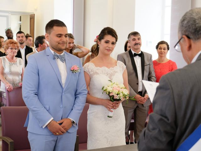 Le mariage de Alexandre et Sarah à Pontault-Combault, Seine-et-Marne 75