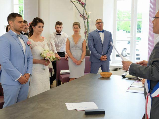 Le mariage de Alexandre et Sarah à Pontault-Combault, Seine-et-Marne 77