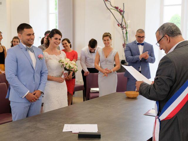 Le mariage de Alexandre et Sarah à Pontault-Combault, Seine-et-Marne 78