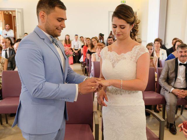 Le mariage de Alexandre et Sarah à Pontault-Combault, Seine-et-Marne 93
