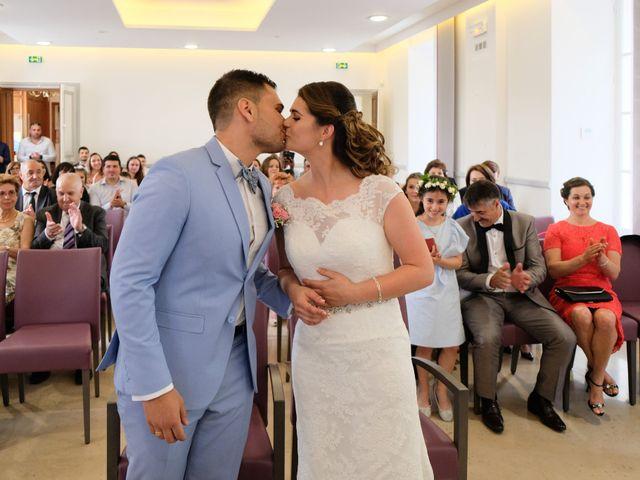 Le mariage de Alexandre et Sarah à Pontault-Combault, Seine-et-Marne 95