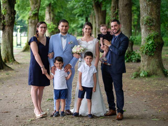 Le mariage de Alexandre et Sarah à Pontault-Combault, Seine-et-Marne 151