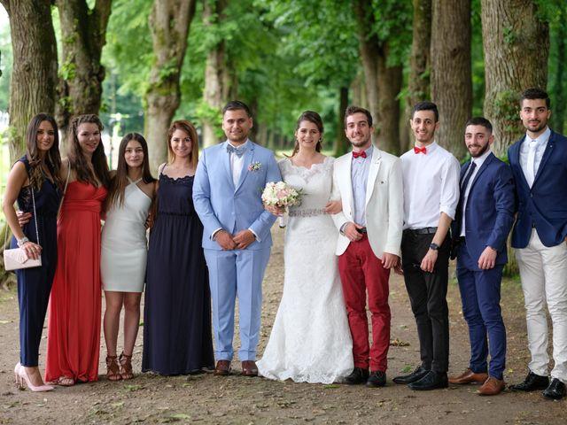 Le mariage de Alexandre et Sarah à Pontault-Combault, Seine-et-Marne 153