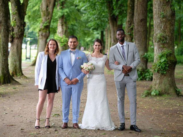 Le mariage de Alexandre et Sarah à Pontault-Combault, Seine-et-Marne 159