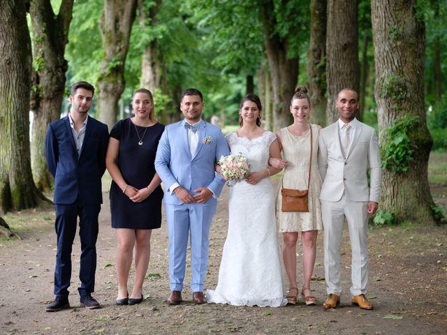 Le mariage de Alexandre et Sarah à Pontault-Combault, Seine-et-Marne 160