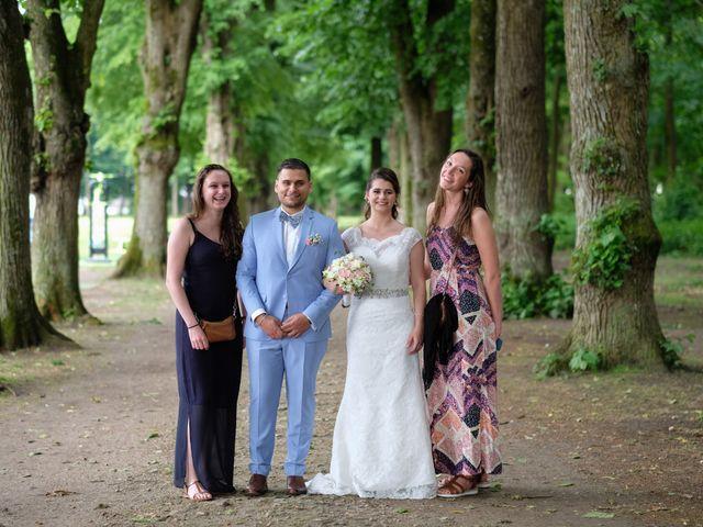 Le mariage de Alexandre et Sarah à Pontault-Combault, Seine-et-Marne 161