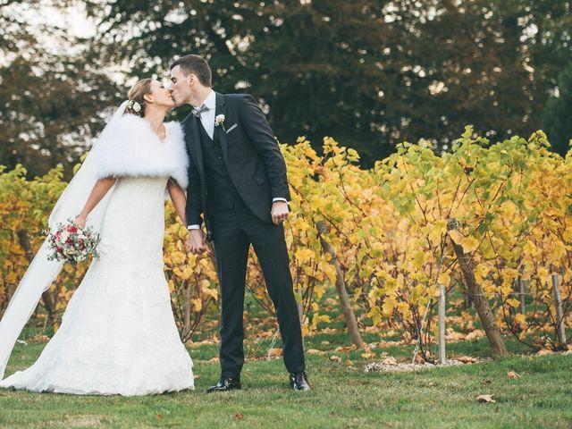 Le mariage de Arnaud et Mailys à Bonnelles, Yvelines 77