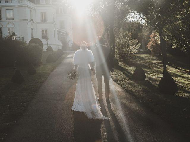 Le mariage de Arnaud et Mailys à Bonnelles, Yvelines 78