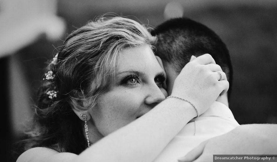 Le mariage de Mathieu et Sandra à Sacy-le-Petit, Oise