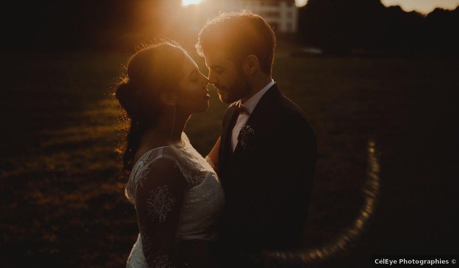 Le mariage de Quentin et Ines à Roanne, Loire