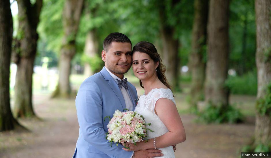Le mariage de Alexandre et Sarah à Pontault-Combault, Seine-et-Marne