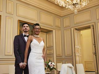Le mariage de Karine et Michaël
