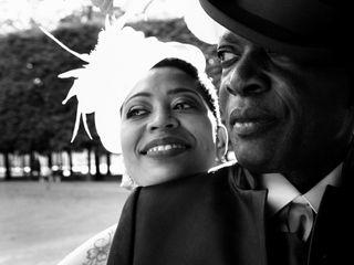 Le mariage de Sandra et Thierry