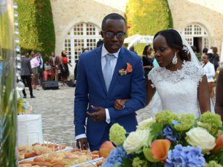 Le mariage de olivier et Aimée 1