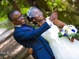 Le mariage de olivier et Aimée 2