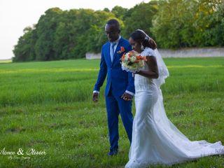 Le mariage de olivier et Aimée 3