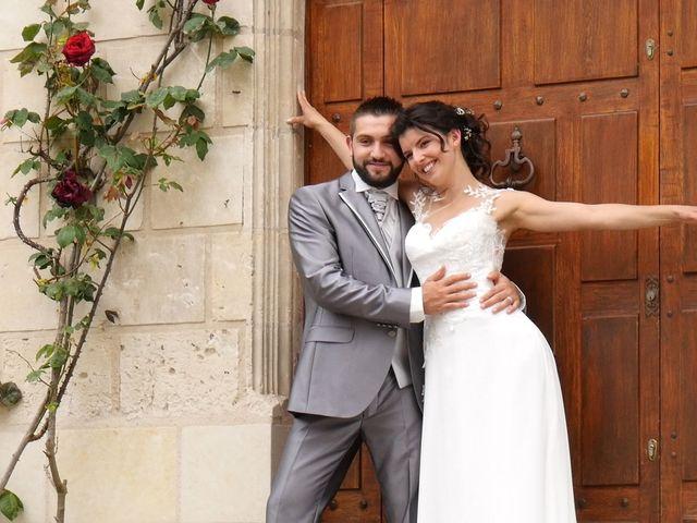 Le mariage de Arielle et Darwin