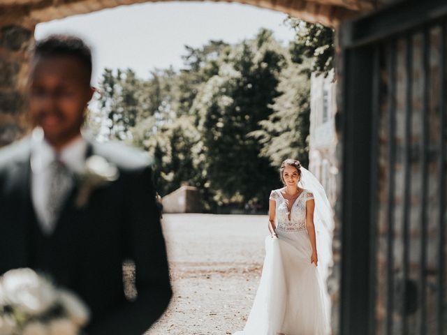 Le mariage de Thomas et Mégane à Château-Arnoux Saint-Auban, Alpes-de-Haute-Provence 17