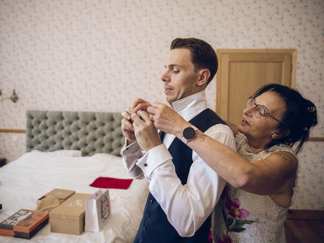 Le mariage de Stevie et Diénéba à Salles-sur-l'Hers, Aude 23