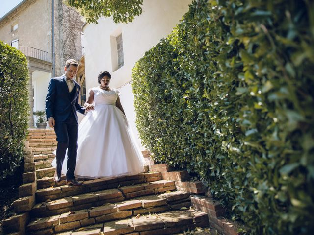 Le mariage de Stevie et Diénéba à Salles-sur-l'Hers, Aude 39