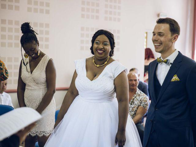 Le mariage de Stevie et Diénéba à Salles-sur-l'Hers, Aude 46