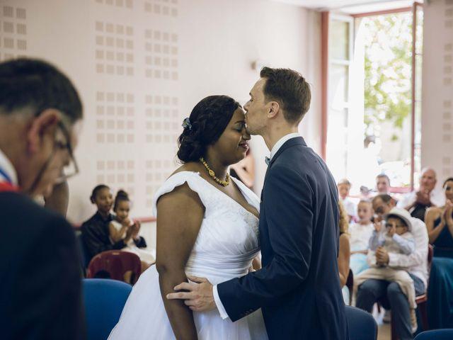 Le mariage de Stevie et Diénéba à Salles-sur-l'Hers, Aude 47