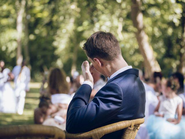 Le mariage de Stevie et Diénéba à Salles-sur-l'Hers, Aude 51