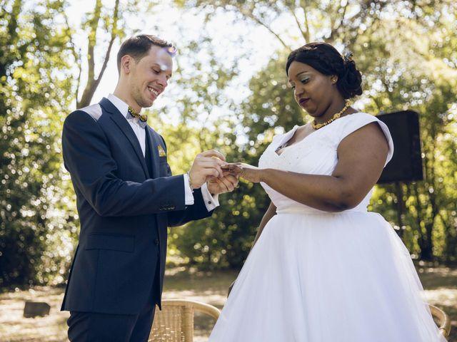 Le mariage de Stevie et Diénéba à Salles-sur-l'Hers, Aude 59