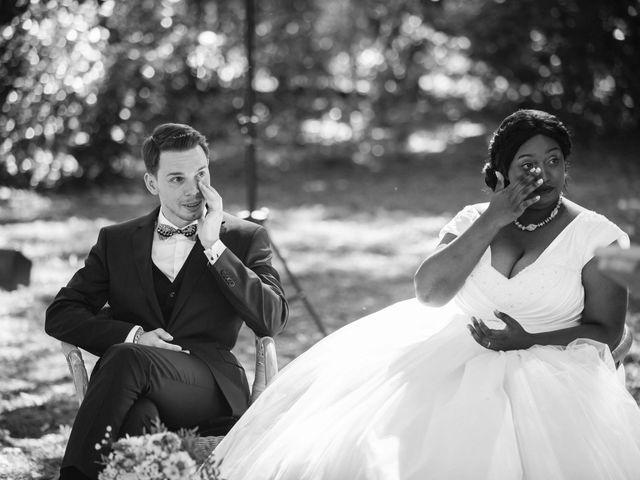 Le mariage de Stevie et Diénéba à Salles-sur-l'Hers, Aude 62