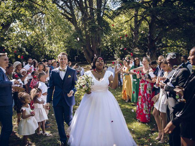 Le mariage de Stevie et Diénéba à Salles-sur-l'Hers, Aude 66