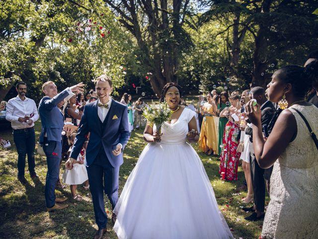Le mariage de Stevie et Diénéba à Salles-sur-l'Hers, Aude 67